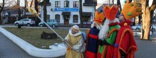 Trijų Karalių žygis Jurbarko mieste