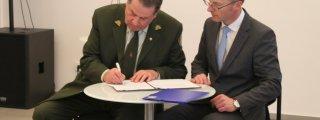 Susitarimas dėl Jurbarko rajono savivaldybės tarybos narių daugumos sudarymo, 2015-03-24
