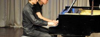 Antano Sodeikos meno ir Crailsheimo (Vokietija) muzikos mokyklų mokinių koncertas