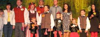 Šeimos šventė Jurbarko kultūros centre - 2016 m.