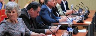 Tarybos posėdis. 05 25 d.