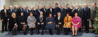 Rajono tarybos posėdis. 2018. 12. 20