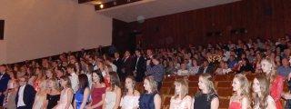Išleistuvės Jurbarko gimnazija