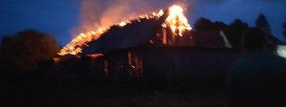 gaisras Paskynuose