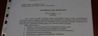 Administracijos direktoriaus p...