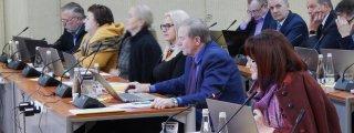 Tarybos posėdis. Lapkritis. 2019