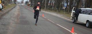 Šventinis bėgimas. 2020 02 16