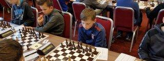 Šachmatų čempionatas. 2020 02 ...