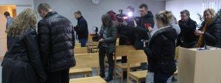 Teismo nuosprendis M. Icikevič...