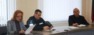 Ekstremalių situacijų komisija...