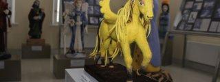 Pegasai V. Grybo muziejuje