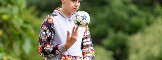 Šeimų futbolas. Vytauto Kurala...
