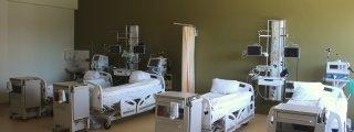 Ligoninės reanimacijos skyriau...
