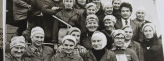 Prisiminimai apie linų fabriką
