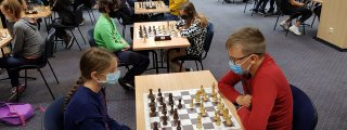 Greitųjų šachmatų čempionatas....