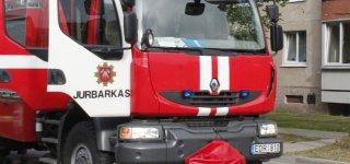 Konkursą Jurbarko rajono priešgaisrinės tarnybos viršininko pareigoms užimti laimėjo Vaidas Vaičiukynas