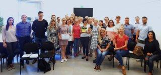 Privačiai iniciatyvai organizuoti mokymus pritarė Jurbarko smulkiojo verslo rėmimo fondas