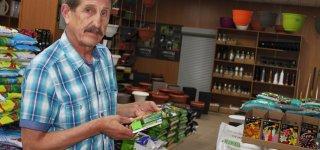 Jurbarke – nauja parduotuvė sodininkams ir bitininkams