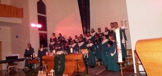 Šviesą per Šv. Martyno dieną nešė ir jurbarkiečiai