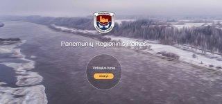 Po Panemunių regioninį parką - virtualus turas