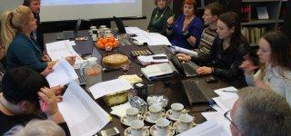 Regiono kultūros taryba priimti svarbiausių sprendimų rinkosi į Jurbarką