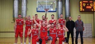 Jurbarko krepšininkai šeštadienį iškovojo 12-ą pergalę
