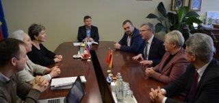 Jurbarko mieste lankėsi delegacija iš Kaliningrado srities
