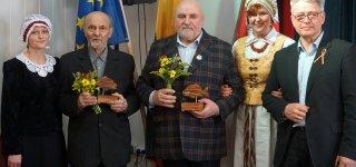 """Vasario 16-ąją įteiktos nominacijos """"Veliuonos krašto žmogus 2019"""""""