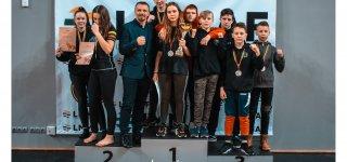 Atvirame Baltijos šalių MMA čempionate triumfavo Jurbarko sporto klubas
