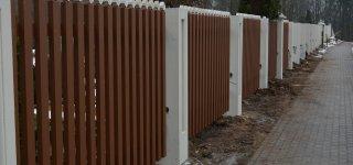 Jurbarko miesto kapinių tvoros restauravimo darbai vėluoja dėl objektyvių priežasčių