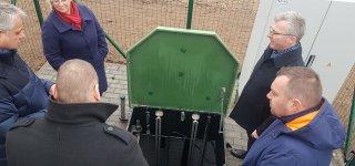 Įgyvendintas vandentvarkos projektas Smalininkų mieste