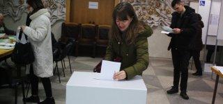 Prasidėjo išankstinis balsavimas