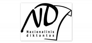 Nacionalinis diktantas – kovo 8 d.
