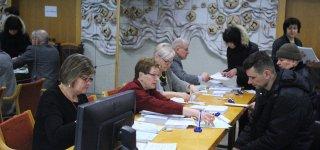 Baigėsi išankstinis balsavimas