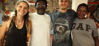 Iš savanorystės Karibų salose – su ekologine misija