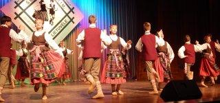 Vaikų ir jaunimo liaudiškų šokių festivalis – pirmą, bet ne paskutinį kartą