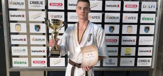 Ignas - Lietuvos kyokushin karate jaunių čempionas