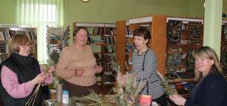 Pilies  kaimo virtuvė – pasitinkame Verbų sekmadienį