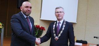 Prisiekusi naujoji taryba slaptu balsavimu išsirinko naująjį vicemerą (VIDEO)