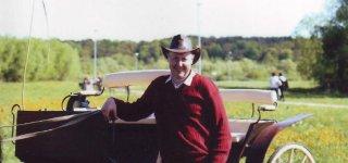 R. Kasparaitis: smagu ne tik karieta vežioti, bet ir šventės simboliu pasijusti