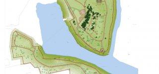Mieste atsiras nauja 7 hektarų pramogų ir poilsio erdvė