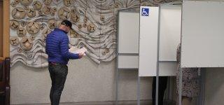 Sekmadienio rinkimus rajone įvertino policija