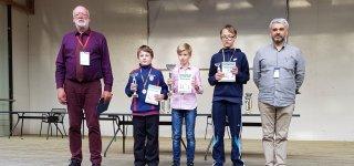 Lietuvos šachmatų čempionate - net du jurbarkiečių medaliai