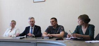 Policijos viršininkas A. Dumčius: dabar nesaugiausia socialiniuose tinkluose