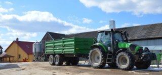 9 tūkst. Tauragės apskrities ūkininkų gali papildomai įsigyti žymėtų degalų