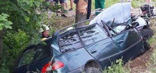 Skaudi avarija prie Rotulių
