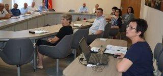 Susitikime su Jurbarko r. savivaldybės atstovais