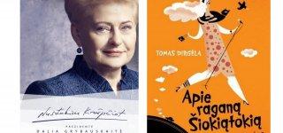 Vasara – knygų skaitytojų džiaugsmas