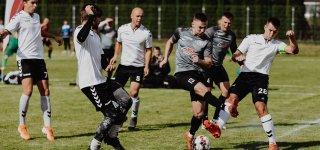 2019 metų Lietuvos mažojo futbolo čempionato Jurbarko etapas. FK Imsrė (Jurbarkas) 2 - 1 FK Polivektris (Vilnius.)
