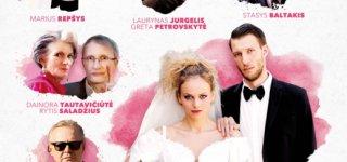 """Kino filmas """"Vestuvės"""""""